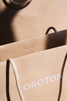 Fashion Packaging, Brand Packaging, Packaging Design, Branding Design, Shopping Bag Design, Paper Shopping Bag, Paper Bag Design, Cosmetic Design, Luxury Logo