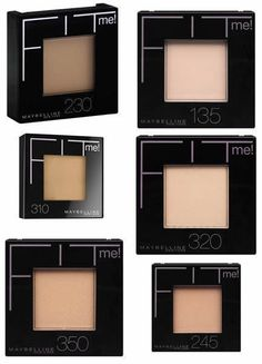 FitMe pressed powder
