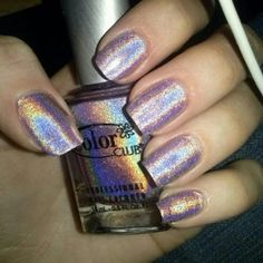 Holographic COLOR CLUB 999 ETERNAL BEAUTY