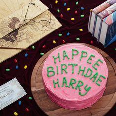 ⚡️Happy Birthday, J. Unicorn Birthday Parties, Unicorn Party, Happy Birthday, Unicorn Club, Unicorn Hair, Rowling Harry Potter, The Sorcerer's Stone, Frappuccino, Alaska