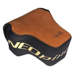 Neopine p900s-2 Camera Bag Case With High Quality Diving Material For Nikon P900s  Brown