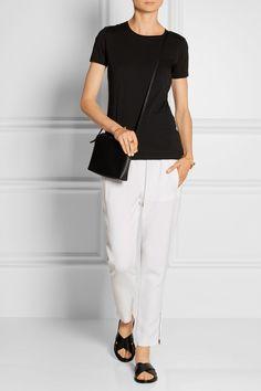 Adam Lippes|Pima cotton T-shirt|NET-A-PORTER.COM