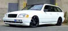 Bild: '001 Mercedes, Mercedes-Benz, S202, W202, T-Modell, 220 CDI, C-Klasse.jpg'