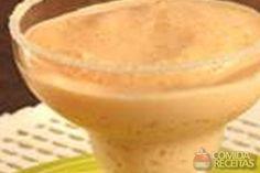 Receita de Frozen de tangerina - Comida e Receitas
