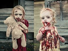 Zombie Session by Katie Cawood by Katie.Cawood, via Flickr