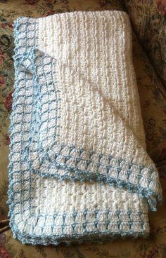 Pinterest Crochet Baby Blanket | Crochet Baby Blanket | Crochet