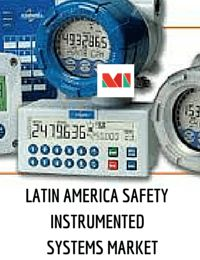 The Latin America Instrumented-Systems market is broadly segmented based on types, verticals and geographies. Similarly, based on the type of components, the safety-instrumented systems market is segmented into switches, sensors, and programmable safety devices (or) sensors, logic solvers, and final control elements.