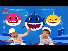 """Baby Shark Dance and Sing repeated for 1 hour! You are watching """"Baby Shark Dance"""" a super Animal song created by PINKFONG. Sing, dance and play to kids' fav. Baby Shark Do Do, Baby Shark Music, Baby Shark Dance, Baby Shark Lyrics, Baby Shark Kids Song, Little Baby Song, Little Babies, Preschool Songs, Kids Songs"""