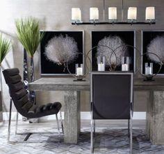 Chandelier for dining room! Ventura Chandelier from Z Gallerie $429