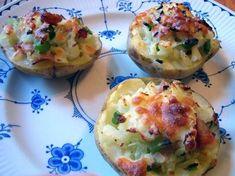 Recette de Pommes de terre paysannes : la recette facile