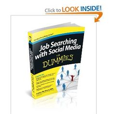 Fantastic book if you are a job seeker and need to get social media skills to find employment.