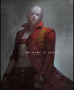 DMC 3 Dante.
