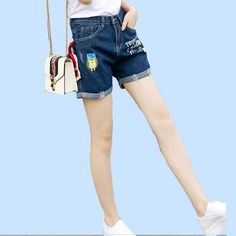 Vintage Ripped Hole Blue Denim Shorts Women Casual Pocket Jeans 2016 Korean Summer Girl hot Short Cartoon Straight Casual 33009,   Engagement Rings,  US $31.98,   http://diamond.fashiongarments.biz/products/vintage-ripped-hole-blue-denim-shorts-women-casual-pocket-jeans-2016-korean-summer-girl-hot-short-cartoon-straight-casual-33009/,  US $31.98, US $16.31  #Engagementring  http://diamond.fashiongarments.biz/  #weddingband #weddingjewelry #weddingring #diamondengagementring…