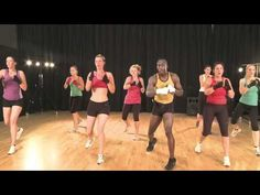 Club Energize - High Intensity Workout