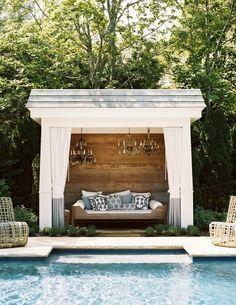 Luxurious pools