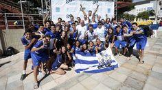 FRANCISSWIM - ESPORTES AQUÁTICOS: Minas Tênis Clube é o campeão do Torneio Sudeste J...