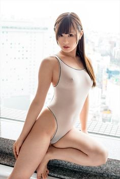 Piece thong girl one asian