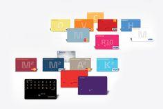 Hyundai Card, Card Design