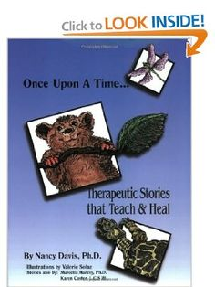 Therapeutic Stories that Teach and Heal: Nancy Davis