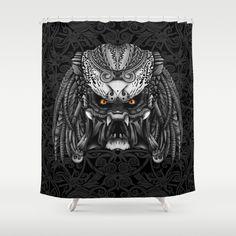 Aztec Alien Predator iPhone 4 4s 5 5c 6, pillow case, mugs and tshirt #showercurtain #aztec #alien #predator #monster #helmet #hunter #warrior #space #universe #outtheworld