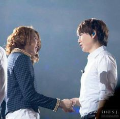 Heechul and Kyuhyun♡♡  | the moment when two evil master minds made a contract~