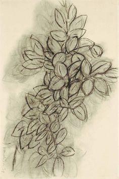 Henri Matisse ~ Leaves