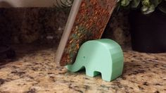 Little Elephant Universal and Iphone Mobile Cell Phone Stand and Holder *Many Colors!