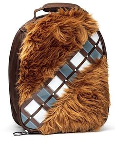 Star Wars Chewbacca Lunch Bag – What does a Wookie take with him for lunch anyways? Chewbacca, Boys Lunch Boxes, Lunch Box Thermos, Insulated Lunch Box, The Force Is Strong, Unique Christmas Gifts, Cool Tech, Cultura Pop, Star Wars Art
