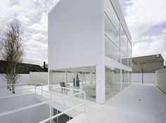 Alberto Campo Baeza - Casa Moliner. Zaragoza, Spain, 2006
