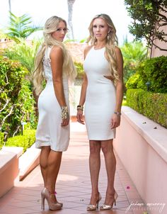 White party dresses in san diego