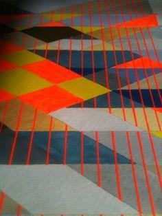 Geometric look at patterns around? like horrible carpet patterns Geometric Patterns, Geometric Rug, Textile Patterns, Print Patterns, Textiles, Textile Prints, Pattern Art, Pattern Design, Set Design