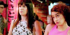"themarysue: ""jimmysmcgill: ""Broad City S02E10 "" Best. Response. Ever. """