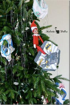 Elf on the Shelf Ideas - Miss Information