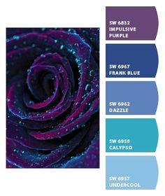 Color Schemes Colour Palettes, Colour Pallette, Color Combinations, Maquillage Phosphorescent, Design Seeds, Color Studies, Paint Colors For Home, Color Blending, Color Swatches