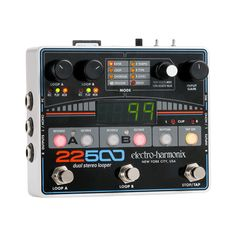 Electro-Harmonix 22500 Dual Stereo Looper with Power Supply