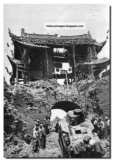 The Fall of Nanking by the Imperial Japanese Army
