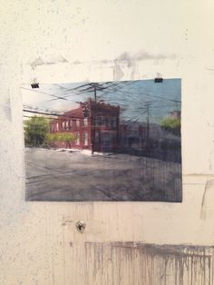 Work on paper for our Fall show! Bertrand Delacroix Gallery in Chelsea #wow #art #bdg #watercolor #nyc