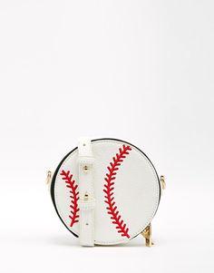 Bandolera tipo pelota de baseball de Skinnydip 35,99 €
