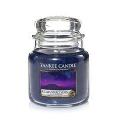 Yankee Candle ŚWIECA W SŁOIKU MAŁA Kilimanjaro Stars | DOMOWE SPA \ świeczki zapachowe \ Yankee Candle \ świece w słoikach POMYSŁ NA PREZENT DOMOWE SPA \ ŚWIECZKI ZAPACHOWE I WOSKI \ YANKEE CANDLE \ świece w słoikach | Minti Shop