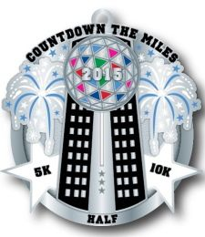 Win a free registration to our current virtual race, Countdown the Miles 5k/10k/Half. I Love Race Medals – Virtual Race Registration Contest