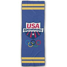 WuliNN USA Swimming Team 2016 Rio Summer Olympic Games Super Absorbent Microfiber Non Slip Yoga Towel Hot Yoga Towel 72  24 Inch -- Learn more by visiting the image link.(This is an Amazon affiliate link and I receive a commission for the sales)