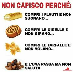 Immagini Divertenti per Whatsapp e Facebook - BelleImmagini.it Happy Moments, Funny Moments, Serious Quotes, Funny Pictures, Lol, Humor, Memes, Teen Wolf, Fun Things