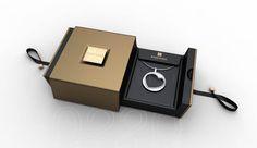 Écrin Bijou / Jewel Box designed by Pozzo di Borgo Styling.