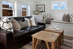 Beach House with Inspiring Coastal Interiors