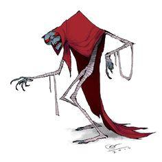 Art of Guiff - Mumm-Ra and Dungeon Master Monster Illustration, Fantasy Illustration, Character Illustration, Character Design Tutorial, Character Design Animation, Character Art, Comic Style Art, Comic Art, Thundercats