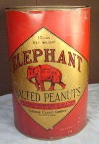 Elephant Salted Peanuts