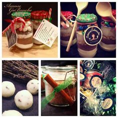 A nagy Karácsonyi Ajándék Poszt / The big Christmas Presents Post Christmas Presents, Christmas Diy, Xmas, Hot Chocolate Mix, Bath Salts, Bath Bombs, Fondant, Gifts, Food