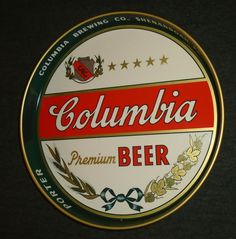 1950s Columbia BOCK Shenandoah Pennsylvania 12oz Label Tavern Trove
