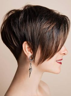 Short pixie haircut design short pixie haircut for thick hair messy pixie haircuts super short pixie for woman short textured hair modern stylish short haircuts pixie haircut for fine hair pixie haircut edgy pixie haircut for round face Pixie Haircut For Thick Hair, Longer Pixie Haircut, Short Hairstyles For Thick Hair, Haircuts For Fine Hair, Short Hair Cuts For Women, Short Hair Styles, Bob Hairstyles, Modern Short Hairstyles, Female Hairstyles