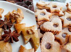 Vianoce sa blížia, a tak tu máme vianočný špeciál receptov na zdravší spôsob. Fitness linecké, medovníčky, perník alebo kokosky bez cukru? Cookies, Desserts, Recipes, Food, Crack Crackers, Tailgate Desserts, Deserts, Biscuits, Recipies